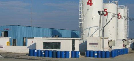 Το 93,3% των βιοκαυσίμων που χρησιμοποιούνται στην Ελλάδα παράγονται από εγχώριες μονάδες