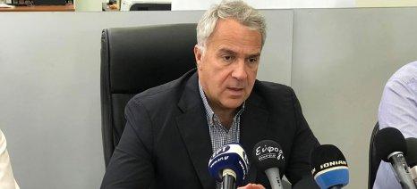 Επανέλαβε από την Καλαμάτα τις θέσεις του ο Βορίδης για ΕΛΓΑ και συνεταιρισμούς