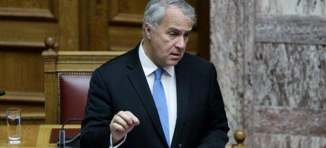 Βορίδης: «Ο πρωτογενής τομέας δεν προσφέρεται για οριζόντιες πολιτικές στήριξης»