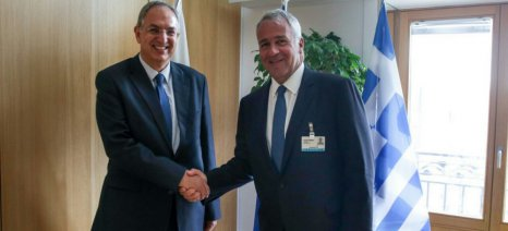 Κοινή γραμμή Ελλάδας - Κύπρου ενάντια στην εξωτερική σύγκλιση των άμεσων ενισχύσεων