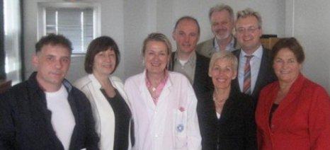 Γερμανοί βουλευτές προσφέρθηκαν να βοθήσουν το ελληνικό σύστημα υγείας