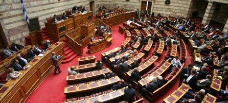 Ονομαστική ψηφοφορία τα μεσάνυχτα για το πολυνομοσχέδιο με τα προαπαιτούμενα μέτρα