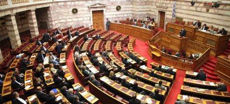 Ψηφίζεται απόψε η μείωση των ασφαλιστικών εισφορών των αγροτών