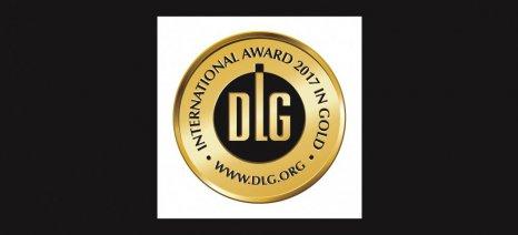 Το φυσικό μεταλλικό νερό Θεόνη αποσπά ξανά το χρυσό βραβείο ποιότητας DLG