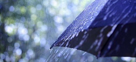 Άστατος καιρός με βροχές και βοριάδες