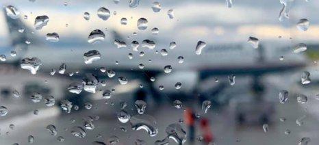 Μπουρίνια και ισχυρές καταιγίδες προβλέπονται την Τετάρτη και την Πέμπτη στη Βόρεια Ελλάδα