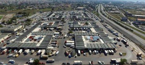 Αναβαθμίζονται οι υποδομές στους Οργανισμούς Κεντρικών Αγορών Αθηνών και Θεσσαλονίκης