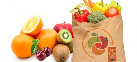 Πρόγραμμα προώθησης φρέσκων φρούτων και λαχανικών υλοποιεί η Κεντρική Ένωση Επιμελητηρίων Ελλάδος