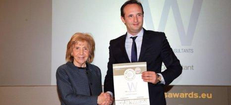 Ως η κορυφαία συμβουλευτική εταιρεία για τις εξαγωγές στην Ελλάδα βραβεύτηκε η WIN
