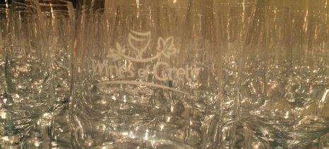Το κρητικό κρασί κατακτά την Αθήνα