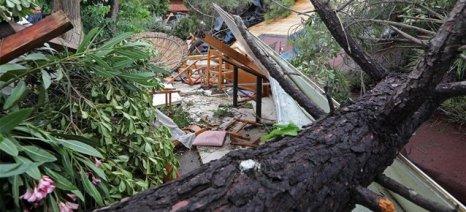 Ενεργοποίηση του Ταμείου Αλληλεγγύης της ΕΕ για φυσικές καταστροφές θα ζητήσει η Ελλάδα