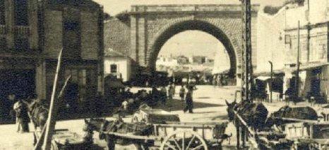 Η Χανιώπορτα στα 1920: Φορτηγά κάρα και η αγορά των προϊόντων από το Μαλεβίζι