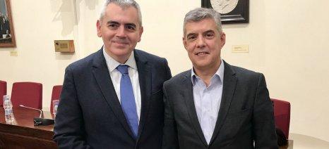 """Χαρακόπουλος στη διακομματική για το δημογραφικό: """"Τα χωριά μας αδειάζουν και ο αγροτικός πληθυσμός είναι γερασμένος"""""""