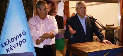 Χαρακόπουλος: Ο Τσίπρας εξαπάτησε τους αγρότες - η ΝΔ ζητά την εμπιστοσύνη τους
