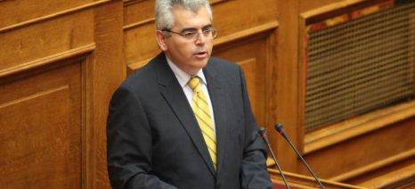 Ο Χαρακόπουλος ζητά από το Βαρουφάκη ανάκληση της φορολόγησης των υψηλών επιδοτήσεων
