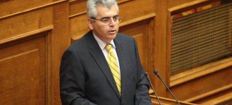 Χαρακόπουλος: Να διαγραφούν δυσβάσταχτα πρόστιμα για αλλοδαπούς αγρεργάτες