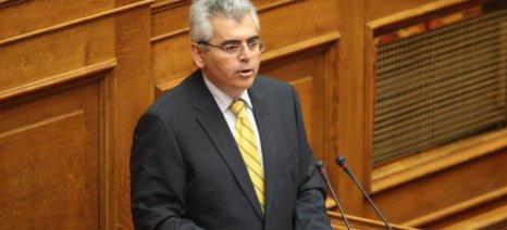 Αποζημιώσεις ή ενισχύσεις de minimis ζητά για τους κτηνοτρόφους ο Χαρακόπουλος