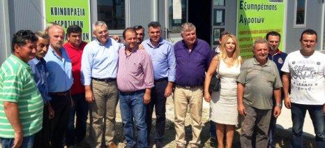 «Θηλιά στους αγρότες τα μέτρα Τσίπρα-Καμμένου» λέει ο Χαρακόπουλος
