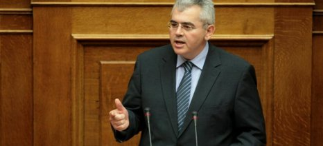 """M. Xαρακόπουλος: Στα """"κοράκια"""" η υποθηκευμένη αγροτική γη!"""