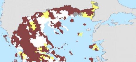 Λιγοστός ο χρόνος που έχει στη διάθεσή της η Ελλάδα για να οριοθετήσει μεθοδικά τις μειονεκτικές περιοχές