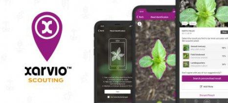 Βραβείο καινοτομίας στην καναδική έκθεση Ag in Motion κέρδισε η σουίτα εφαρμογών ψηφιακής γεωργίας xarvio της BASF