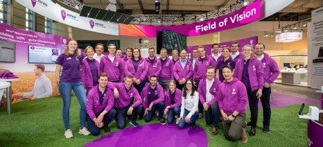 Τη νέα ψηφιακή εφαρμογή xarvio™ HEALTHY FIELD παρουσίασε η BASF στην Agritechnica