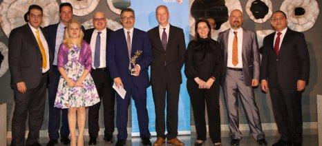 H Xerox Hellas κερδίζει το «Country of the Year Award» ανάμεσα σε περισσότερες από 130 χώρες