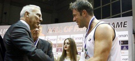 Χολίδης για Γκάλη: «Δεν περίμενα να πάρω μετάλλιο από αυτόν που με γλίτωσε από τα ναρκωτικά»