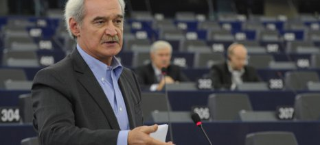 Ερώτηση προς την Κομισιόν από τον Χουντή για άμεση αποκατάσταση ζημιών των αγροτών