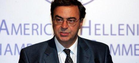 Νέος αντιπρόεδρος της Τράπεζας Πειραιώς αναλαμβάνει ο Νίκος Χριστοδουλάκης