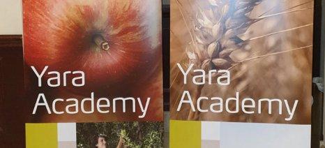 """""""Σάρωσαν"""" την Ελλάδα τα στελέχη της Yara Ελλάς, με σκοπό την ενημέρωση των γεωπόνων-συνεργατών της εταιρείας"""