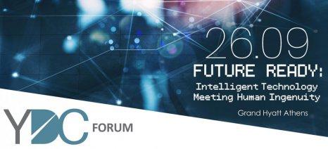 """Έρχεται το 1ο Forum του Your Directors Club (YDC) με θέμα: """"Η έξυπνη τεχνολογία συναντά την ανθρώπινη ευρηματικότητα"""""""
