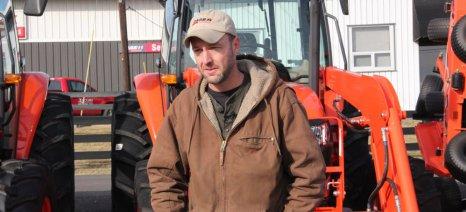 Προδημοσιεύτηκε η προκήρυξη για το πρόγραμμα των νέων γεωργών - αιτήσεις από Σεπτέμβριο