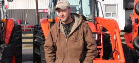 Ένας στους τέσσερις νέους αγρότες μένει εκτός προγράμματος