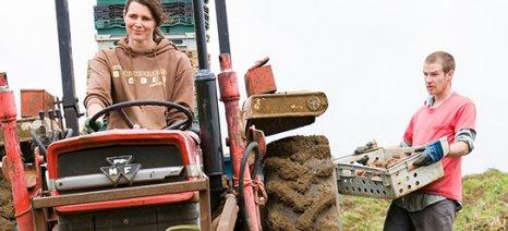 Ξεκίνησαν οι πληρωμές των νέων αγροτών - Η πρώτη πληρωμή ανέρχεται σε 148 εκατ. ευρώ