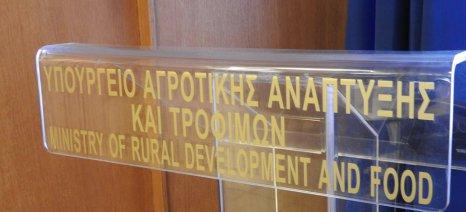 Αιτήσεις στο πρόγραμμα κοινωφελούς εργασίας σε φορείς του υπουργείου Αγροτικής Ανάπτυξης έως 18 Απριλίου