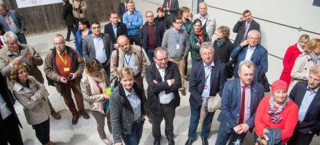 Τρεις αγροτικές εκμεταλλεύσεις επισκέφθηκαν οι υπουργοί Γεωργίας της Ε.Ε. στο Λουξεμβούργο