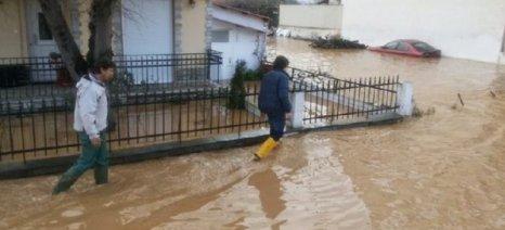 Πλημμύρες στην Ζάκυνθο
