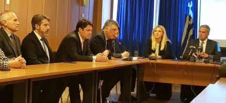 Πλαίσιο με ποινικές κυρώσεις για ελληνοποιήσεις θέλει ο Βορίδης μέσα στο πρώτο τρίμηνο του 2020