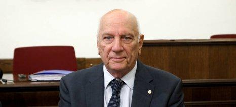 Χρ. Ζερεφός: Ο αγροτικός τομέας θα υποστεί τις δυσμενέστερες συνέπειες από την κλιματική αλλαγή