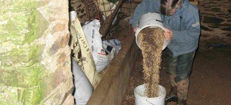 Υπογράφτηκε ΚΥΑ για την επαλήθευση της αποτελεσματικότητας των επίσημων ελέγχων στις ζωοτροφές