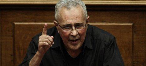 Κ. Ζουράρις: Είπα στους αγρότες «διαδηλώστε, ρίξτε την κυβέρνηση»