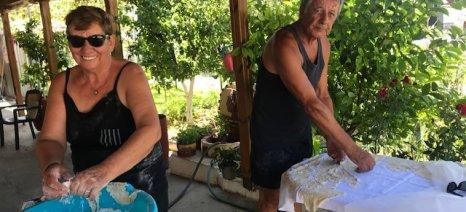 Καταναλωτική στροφή σε παραδοσιακά ζυμαρικά και τραχανάδες